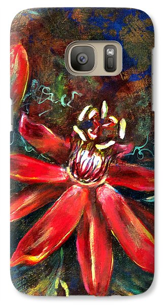 Red Passion Galaxy S7 Case