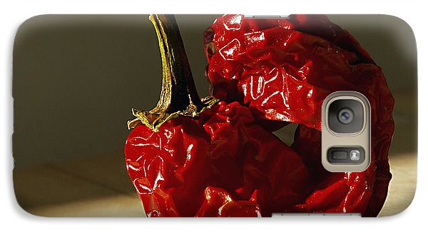 Galaxy Case featuring the photograph Red Pepper by Joe Schofield