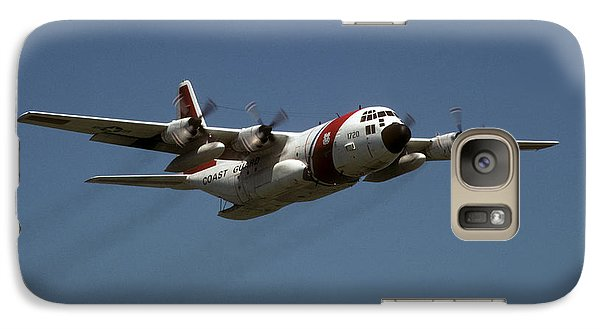 Galaxy Case featuring the photograph Red White And Blue by Steven Sparks