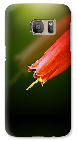 Galaxy Case featuring the photograph Reflection by Judi Bagwell
