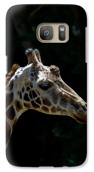 Galaxy Case featuring the photograph Reflection Time by Roger Mullenhour
