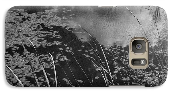 Galaxy Case featuring the photograph Reflections In The Pond by Kathleen Grace