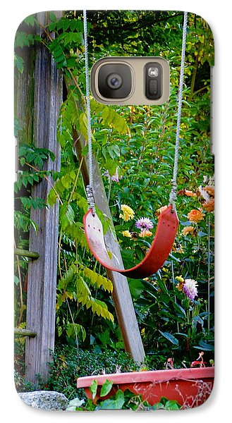 Galaxy Case featuring the photograph Remember... by Rory Sagner