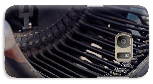 Galaxy Case featuring the photograph Remington 11 Detail by Kay Lovingood