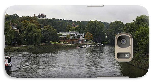 Galaxy Case featuring the photograph Richmond Cruise by Maj Seda