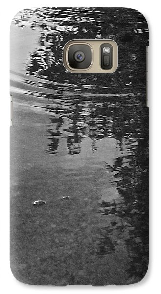 Galaxy Case featuring the photograph Rippled Tree by Kume Bryant