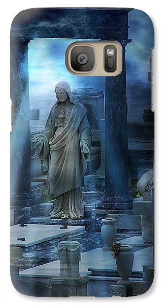 Galaxy Case featuring the photograph Rise by John Rivera