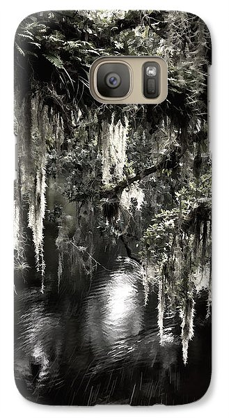 Galaxy Case featuring the photograph River Branch by Steven Sparks