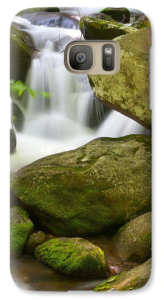 Galaxy Case featuring the photograph Roaring Forks by Cindy Haggerty