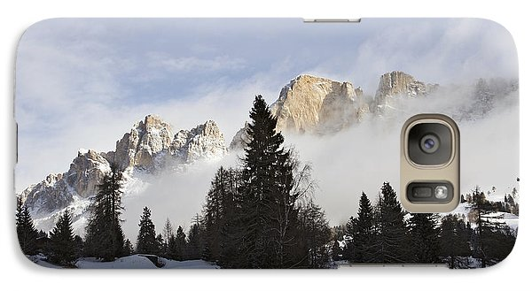 Galaxy Case featuring the photograph Roda Di Vael 1 by Raffaella Lunelli