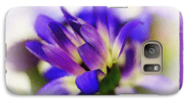 Galaxy Case featuring the photograph Royal Purple by Judi Bagwell