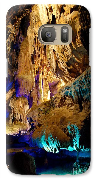 Ruby Falls Cavern 2 Galaxy S7 Case