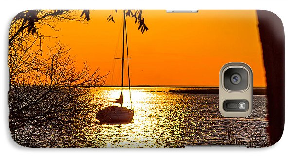 Galaxy Case featuring the photograph Sail Away by Shannon Harrington