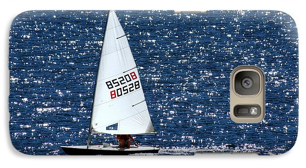 Galaxy Case featuring the photograph Sailing by Patrick Witz