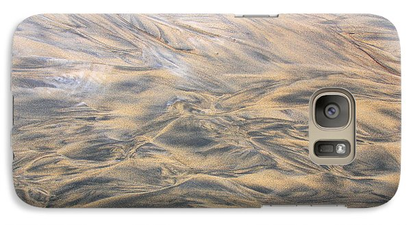 Sand Patterns Galaxy S7 Case