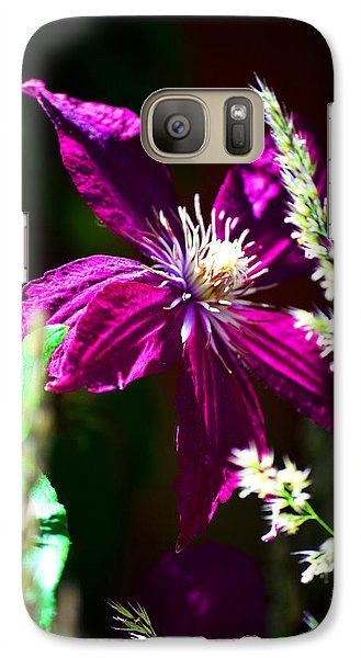 Galaxy Case featuring the photograph Santa Fe Summer by Susanne Still