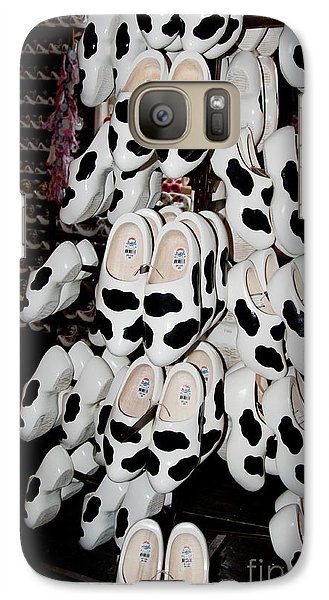 Galaxy Case featuring the digital art Scenes From Amsterdam by Carol Ailles