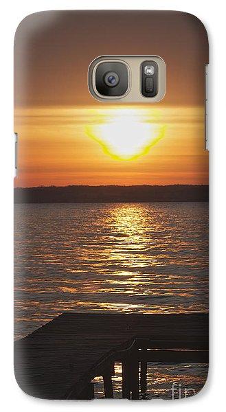 Galaxy Case featuring the photograph Seneca Lake by William Norton