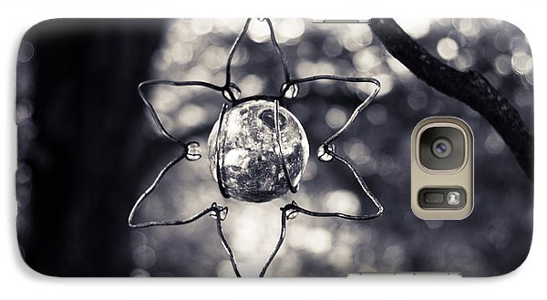 Galaxy Case featuring the photograph Serendipity by Sara Frank