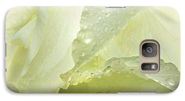 Galaxy Case featuring the photograph Serenitas by Deborah Smith