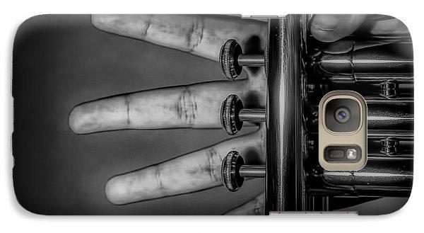 Galaxy Case featuring the photograph Sforzando by Tom Gort