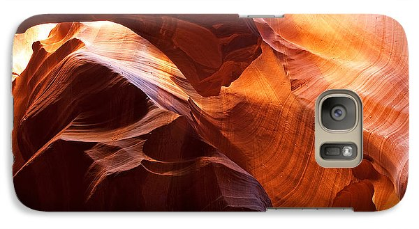 Galaxy Case featuring the photograph Shades Of Reflections by Bob and Nancy Kendrick