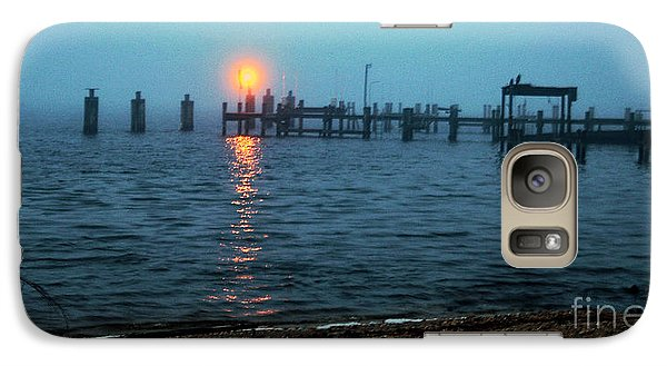 Galaxy Case featuring the photograph Shhh Listen by Clayton Bruster