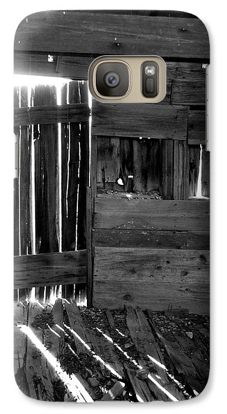 Galaxy Case featuring the photograph Shreds Of Yesterday by Vicki Pelham