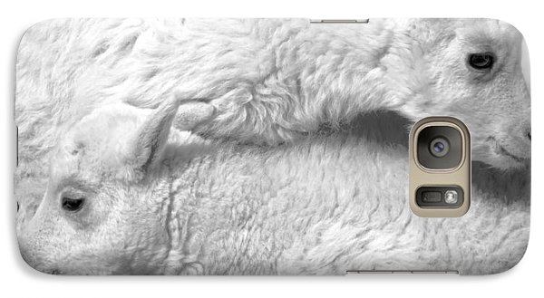 Galaxy Case featuring the photograph Sibling Love by Colleen Coccia