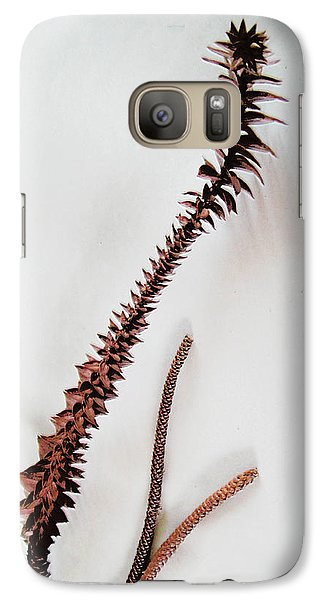 Galaxy Case featuring the photograph Simplicity by Ginny Schmidt