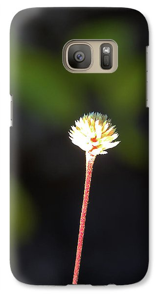 Galaxy Case featuring the photograph Simplicity by Kerri Ligatich