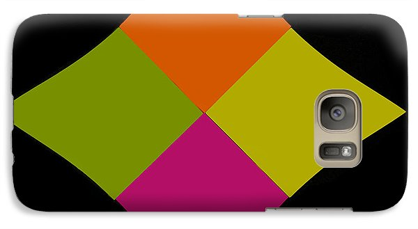 Galaxy Case featuring the photograph Six Squared At A Pinch by Steve Purnell