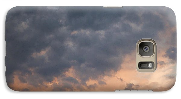Galaxy Case featuring the photograph Sky 1 by John Crothers