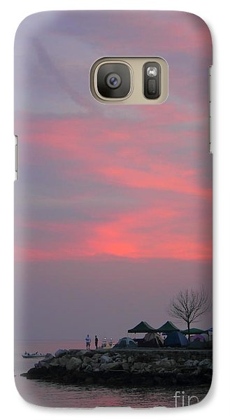 Galaxy Case featuring the photograph Sky Vibes by Jesse Ciazza