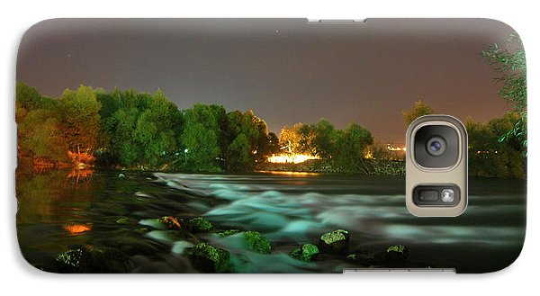 Galaxy Case featuring the photograph Sleeping Beauty by Erhan OZBIYIK