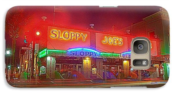 Sloppy Joes Galaxy S7 Case