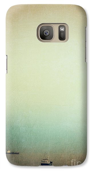 Solitary Ships Galaxy S7 Case