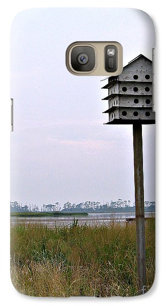 Galaxy Case featuring the photograph Solitude II by Nancy Dole McGuigan
