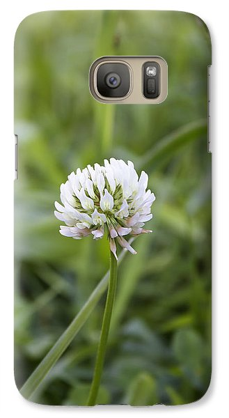Galaxy Case featuring the photograph Solitude by Kathleen Holley