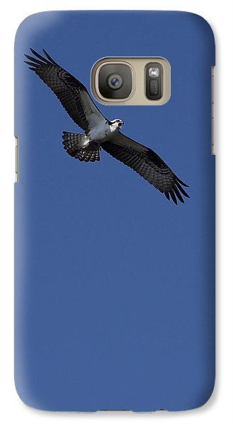 Galaxy Case featuring the photograph Sounding The Alarm by Anne Rodkin