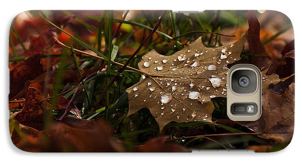 Galaxy Case featuring the photograph Sparkling Gems by Cheryl Baxter
