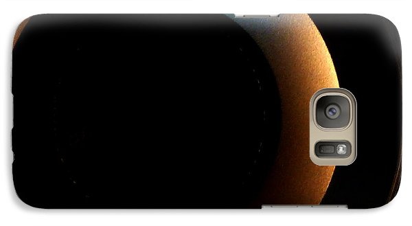 Galaxy Case featuring the photograph Sphere by Newel Hunter
