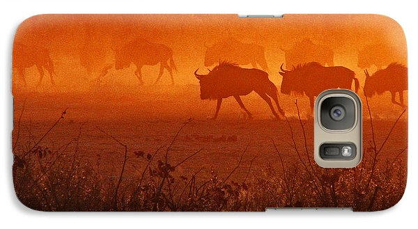 Galaxy Case featuring the photograph Spirit Dance by William Fields