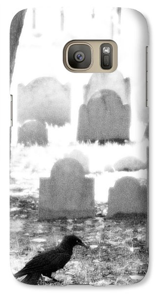Galaxy Case featuring the photograph Spirit Guardian by Brooke T Ryan