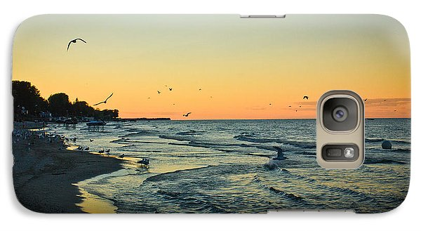 Galaxy Case featuring the photograph Spirit's Journey by Sara Frank