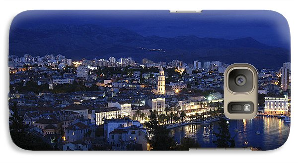 Galaxy Case featuring the photograph Split Croatia by David Gleeson