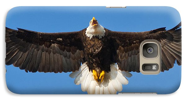 Galaxy Case featuring the photograph Spread Eagle by Randall Branham