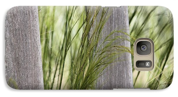 Galaxy Case featuring the photograph Spring Time In The Meadow by Amy Gallagher