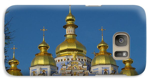 Galaxy Case featuring the photograph St. Michael's Cathedral by David Gleeson