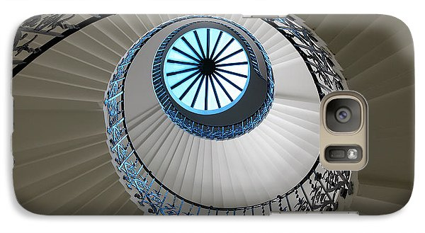 Galaxy Case featuring the photograph Stairs by Milena Boeva